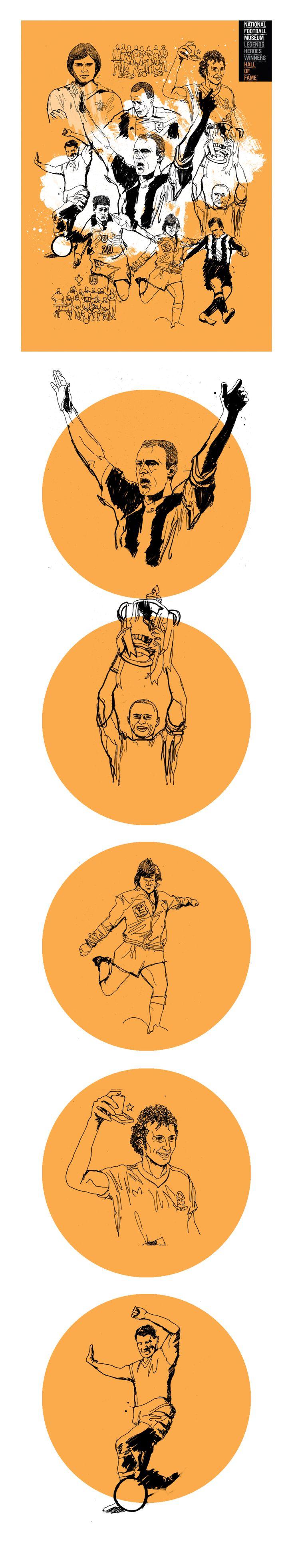 Ben Tallon | Illustrator | Illustration | Typography | Sports Illustrator | Editorial Design |