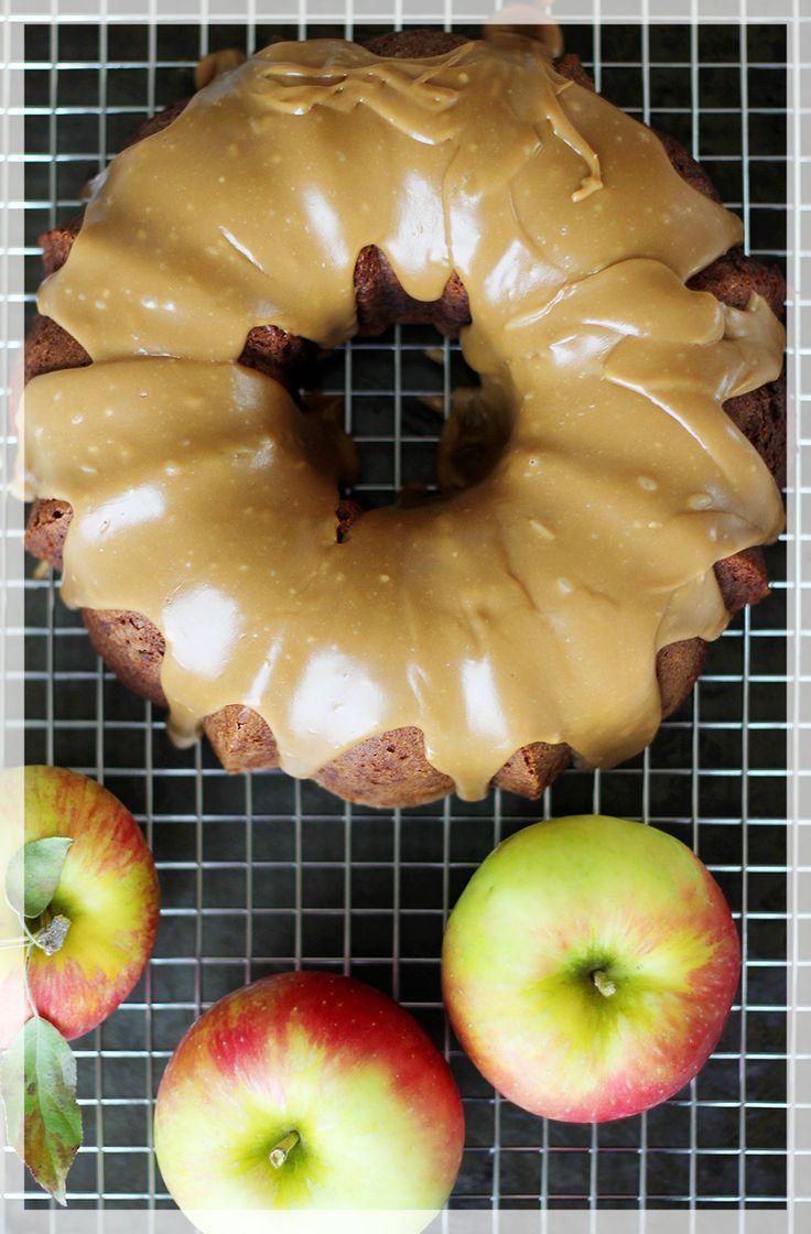 Applesauce Spice Cake - Splash of Something