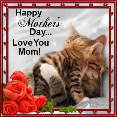 Send Hugs to your Mom on Mother's Day with roses too ...