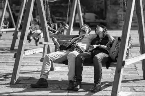 sunny saturday nap... by fatima salcedo