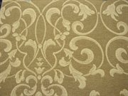 Showcase Lisa Khaki Victorian Floral Fabric: S Lisa Khaki 1004998 Fabric and Upholstery Fabric Store for Discount Drapery Fabric, Glen Raven Sunbrella Outdoor Fabric, and Designer Fabrics by the Yard.