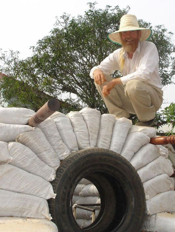 DIY Earthbag Dome Home   Your Projects@OBN