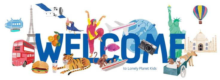 The ultimate online destination for curious young explorers! Browse books and explore this planet and beyond with Lonely Planet Kids.