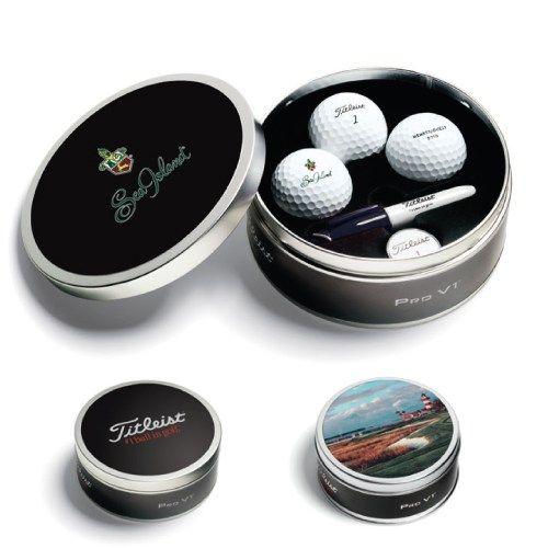 Golf tin