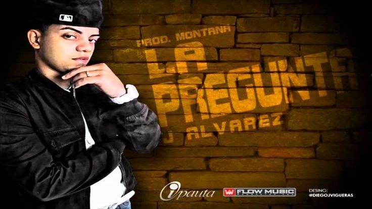 La Pregunta (Original) - J Alvarez ★Reggaeton 2013★ (C) Eduardo De La Fu...