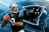 Cam Newton  and the Carolina Panthers