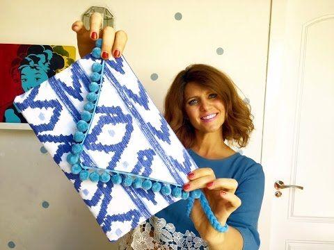 Punto entrelac trenzado (con trenzas gorditas!) a crochet / Tejiendo Perú - YouTube
