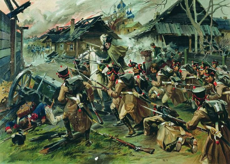 Austerlitz 1805 - While the allied troops attacked the French's right flank, Kutuzov's IV Corp stopped at Pratzen height and stayed still. Just like Napoleon, Kutuzov realized the importance of Pratzen and decided to protect the position. But the young Tsar did not, so he expelled the IV Corp from Pratzen height. This act quickly pushed the Allied army into her grave