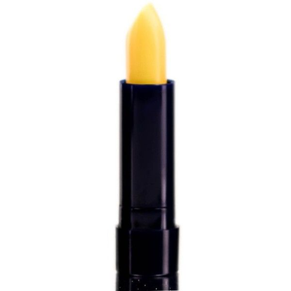 Fran Wilson Moodmatcher Lipstick, Yellow ($4.99) ❤ liked on Polyvore featuring beauty products, makeup, lip makeup and lipstick
