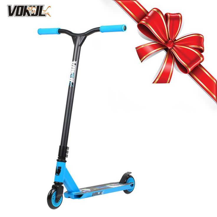 Only US$92.56, Smooth Fast Scooter Kick Scooter 2 Wheels Skateboard Sports - Tomtop.com