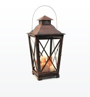 Pin this image at MyKirklands.com for a chance to win a weekly prize pack!: Decor, Ideas, Dining Room, Kirkland, Outdoor, Candles, Oversized Bronze, Lanterns