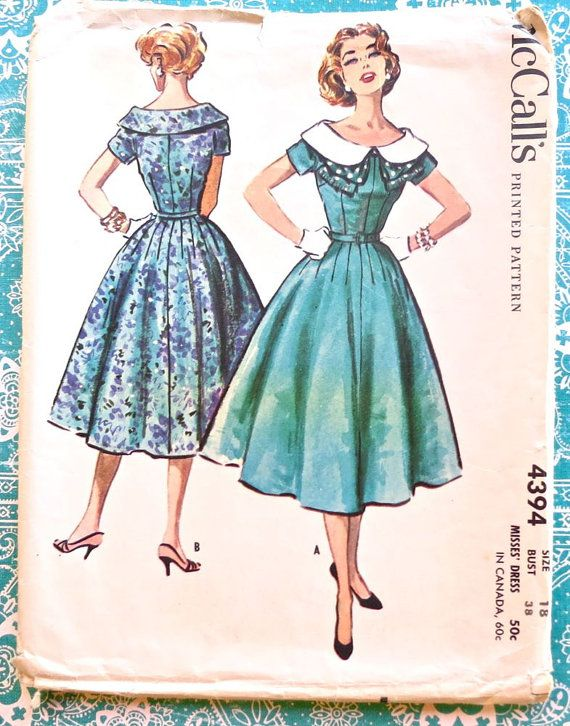 Cool  Dress Patterns On Pinterest  Patrones Dress Sewing Patterns And