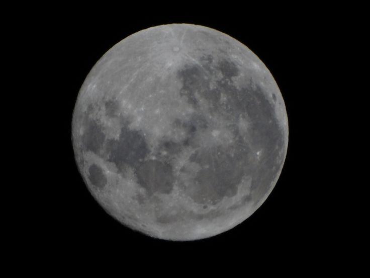 full moon, no photoshop, Mauritius