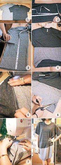 Step-By-Step Tee Shirt Customization