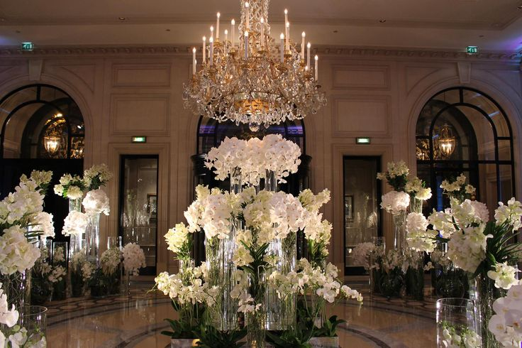 flower arrangements four seasons hotel - Google Search