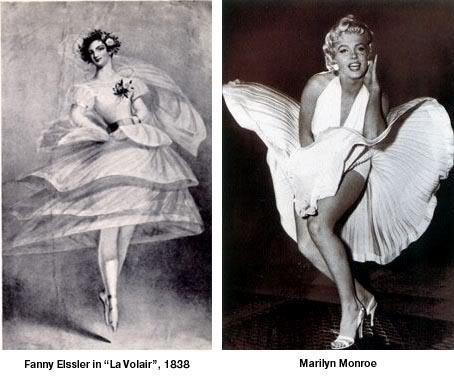 Костюм балерины 19 века