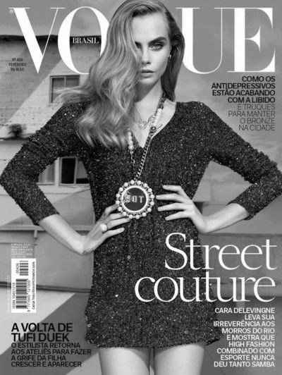 Vogue Israel: Cara