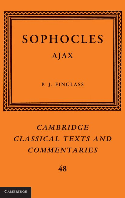 298 best boeke gelees images on pinterest book cover art book ajax sophocles edited with introduction and commentary by p j finglass cambridge new fandeluxe Choice Image