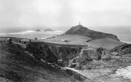 St Just, Cape Cornwall