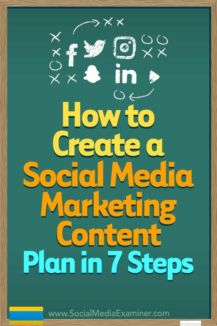 2017 06 fashionplaytes design studio - How To Create A Social Media Marketing Content Plan In 7 Steps Social Media Examiner