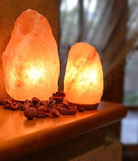 Soul to soul treasures himalayan salt lamp medium large