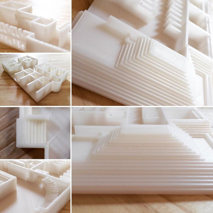 3D Printed Architecture Project by Cancore 3D Printing #3dprinting #architecture