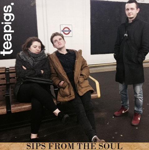 teapig Jack has visions of an teapigs album... #sipsfromthesoul