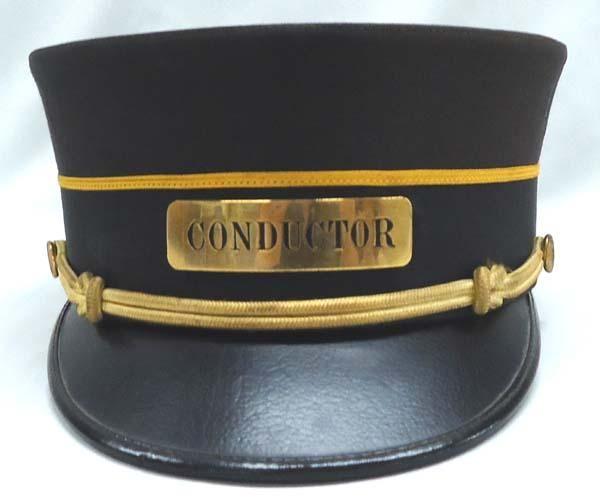 railroad conductor hat  f91736fff71