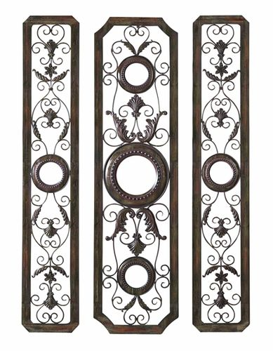 Large Wrought Iron Wall Art 41 best iron wrought images on pinterest | wrought iron wall decor
