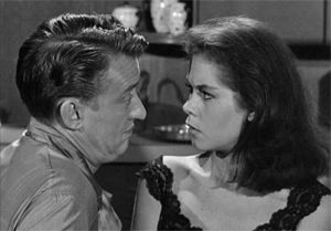Tom Poston and Elizabeth Montgomery  on Thriller