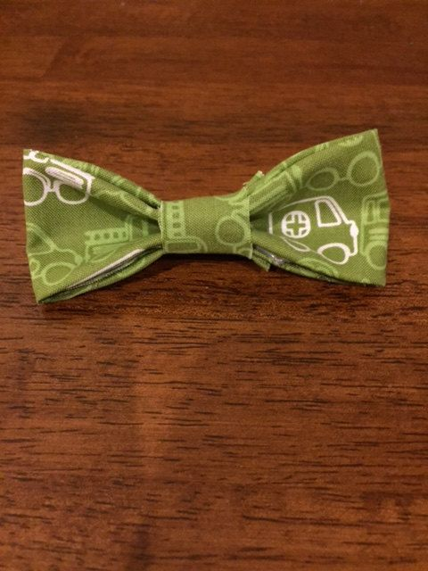 GREEN TRUCKIN bow tie, great for any occasion! Just $10.00 order now! We also have a great christmas clearance sale on now on all Christmas patterns check us out!