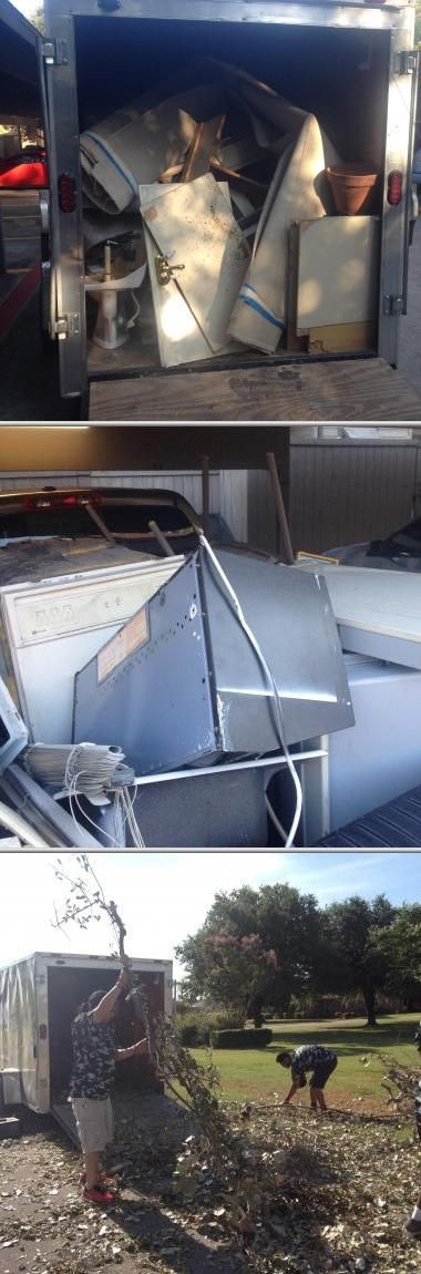 Hire Shawn Schexnayder if you need professional trash hauling and removal services. He also offers garage and shed cleaning assistance. View more photos and reviews for this disposal service.