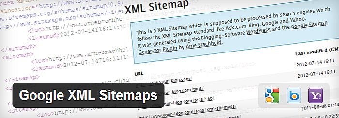 This #Plugin will generate a special #XML #sitemap which will help search engines to better index your blog.