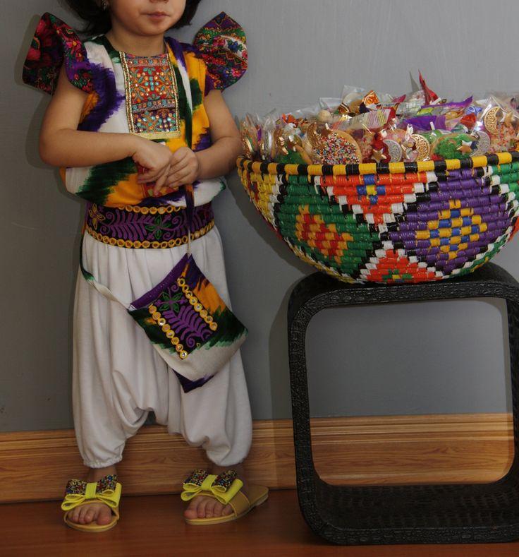 Gergean Outfit قرقيعان Ramadan Crafts Baby Girl Fashion Ramadan Decorations