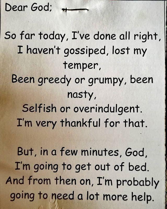 Prayer For Every Day Dear God Happy Sunday Quotes Pray God