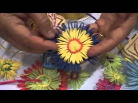 Clover Hana-Ami Flower Maker Demo Video