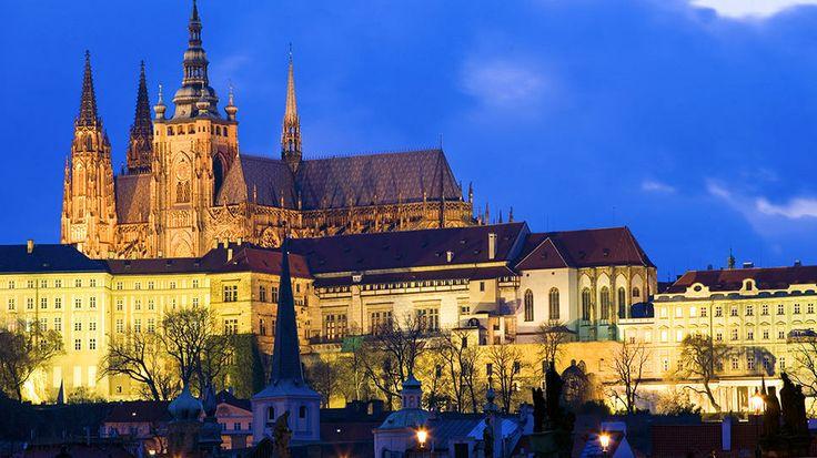 Prague, Czech Republic: Ancient Castles, To Visit, Travel Time, República Checa, Prague Czech Republic, Places, Prague Castles, Travel Ideas
