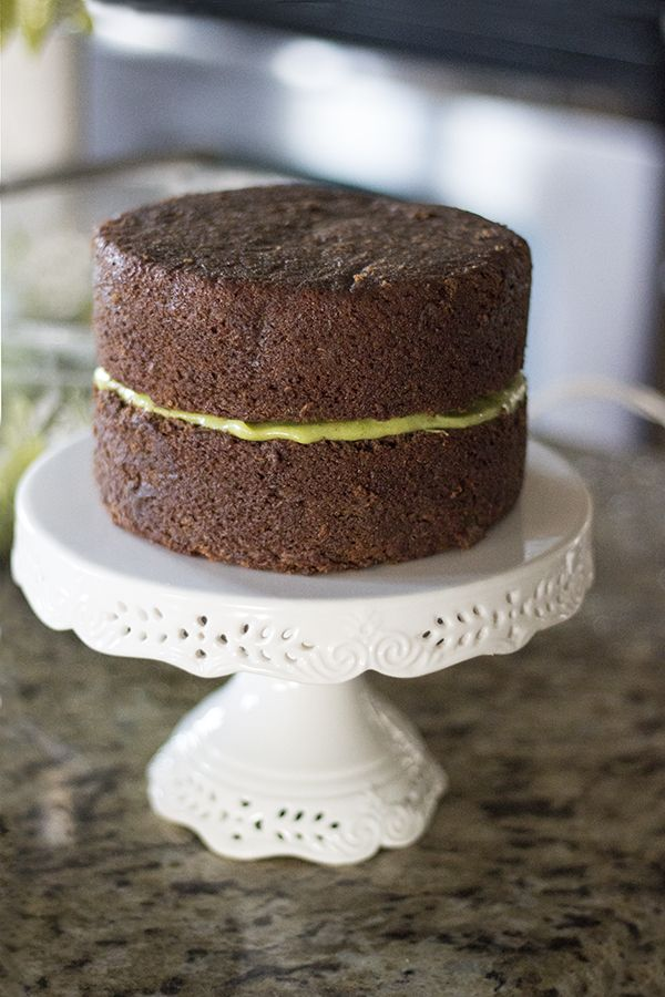 Vegan Chocolate Avocado Cake Recipe Dishmaps