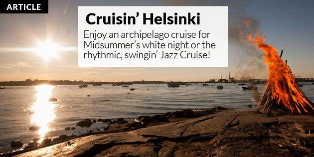 Cruisin' Helsinki | Helsinki This Week