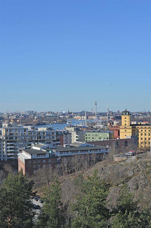 Stockholms inlopp, city och gröna lund