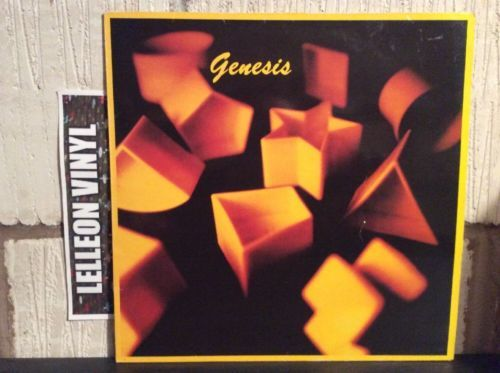 Genesis LP Album Vinyl Record GENLP1 Pop 80's Phil Collins Virgin Records Music:Records:Albums/ LPs:Pop:1980s