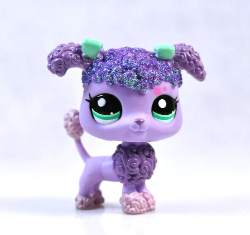 Littlest Pet Shop Cat Collection Child Girl Figure Cute Toy Loose Rare LPS571