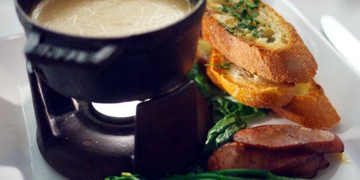Crabmeat Fondue | Kelly's fondue recipes | Pinterest