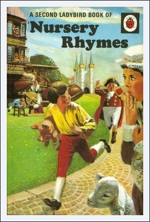 413(A Second Ladybird Book Of Nursery Rhymes