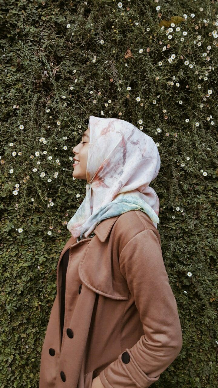 Autumn   #hijabi #autumn #coat
