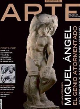 Descubrir el Arte. Número 184. | Descubrir el Arte, la revista líder de arte en español ¡Ya en quioscos y http://quiosco.arte.orbyt.es/!