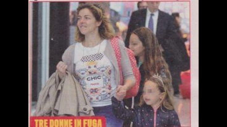 Claudia Gerini in crisi con Federico Zampaglione ?
