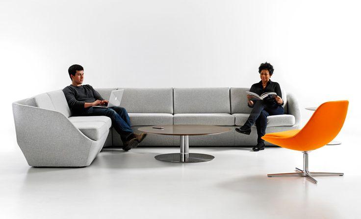 Cinema Sofa By No Duchaufour Lawrance For Bernhardt