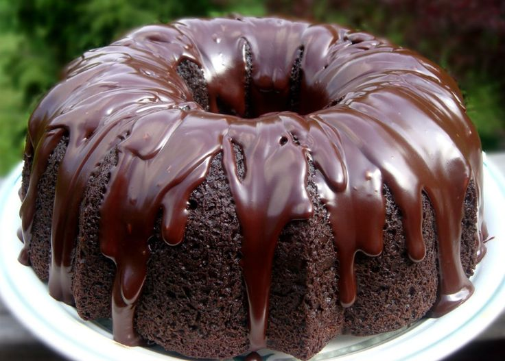 Keto Chocolate Bundt Cake Recipes
