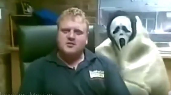 People Got Scared Funny Videos – A collection of funniest, most unbelievable, greatest clips